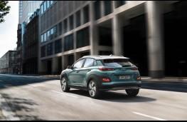 Hyundai Kona, rear