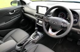 Hyundai Kona, 2018, interior