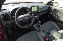 Hyundai Kona 1.6 CRDi, 2018, interior