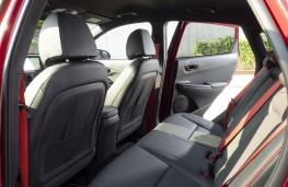 Hyundai Kona 1.6 CRDi, 2018, rear seats