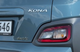 Hyundai Kona Electric, 2018, badge