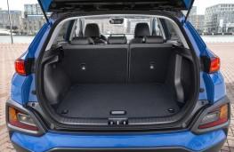 Hyundai Kona Hybrid, 2019, boot