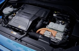 Hyundai Kona Hybrid, 2019, engine
