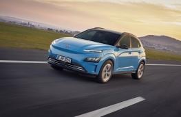Hyundai Kona Electric, 2020, front