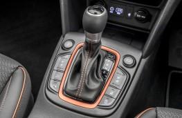 Hyundai Kona Premium GT, 2017, gear lever
