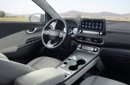 Hyundai Kona Premium GT, 2017, interior