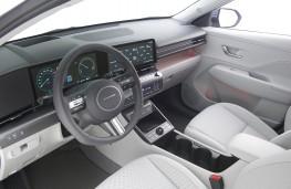 Hyundai Kona, 2021, interior