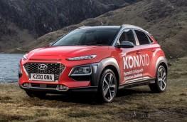 Hyundai Kona, 2017, Hyundai Kona 10 Challenge car
