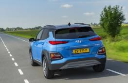 Hyundai Kona Hybrid, 2019, rear