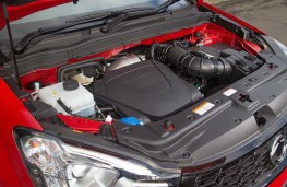 SsangYong Korando 2015, 2.2-litre diesel engine