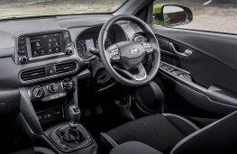 Hyundai Kona Play, 2019, interior