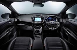 Ford Kuga, interior