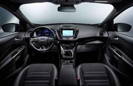 Ford Kuga, 2016, interior