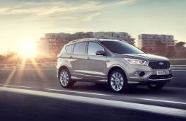 Ford Kuga Vignale, front