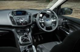 Ford Kuga, 2017, interior