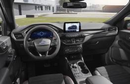 Ford Kuga PHEV, 2019, interior