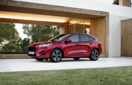 Ford Kuga PHEV, 2019, side