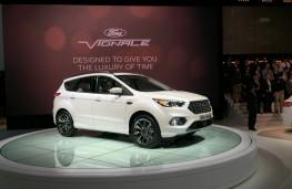 Ford Kuga, Vignale, Geneva Motor Show 2016