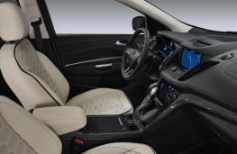 Ford Kuga Vignale, 2016, interior