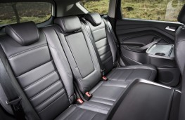 Ford Kuga, 2017, rear seats