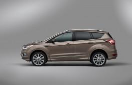 Ford Kuga Vignale, 2016, side