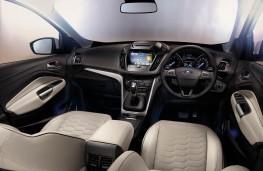 Ford Kuga Vignale, 2017, interior