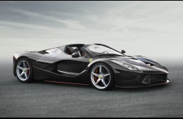 LaFerrari Convertible