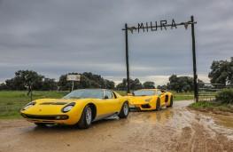 Lamborghini Miura returns to Miura, 2016
