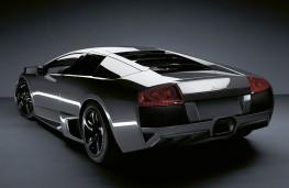 Lamborghini Murcielago, rear