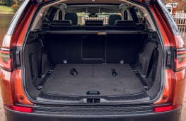 Land Rover Discovery Sport, boot