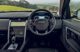 Land Rover Discovery Sport, dashboard