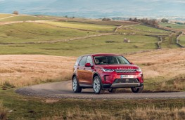 Land Rover Discovery Sport, front action 2