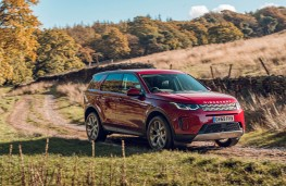 Land Rover Discovery Sport, offroad 2