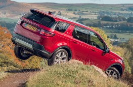 Land Rover Discovery Sport, offroad
