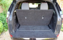 Land Rover Discovery, boot 2
