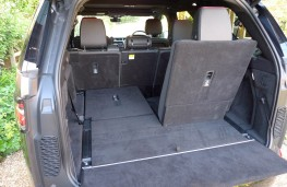 Land Rover Discovery, boot