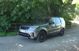 Land Rover Discovery, front static 2