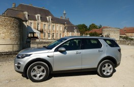 Land Rover Discovery Sport, chateau 1