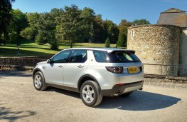 Land Rover Discovery Sport, chateau 3