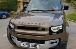 Land Rover Defender 90 D250 S, front