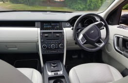 Land Rover Discovery Sport TD4 HSE, dash