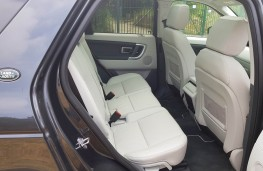 Land Rover Discovery Sport TD4 HSE, rear cabin