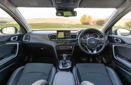 Kia Ceed Sportswagon, interior