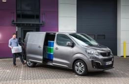 Peugeot Expert, front