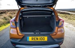 Renault Captur, boot