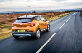 Renault Captur, rear