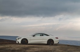 Mercedes AMG S 63 Coupe, side