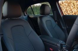 Mercedes-Benz A-Class, interior