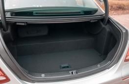 Mercedes E300, boot