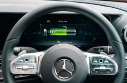 Mercedes E300, interior